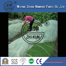 Tela não tecida da agricultura do polipropileno com UV