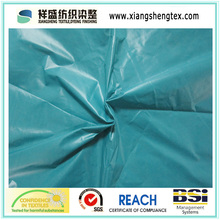 Circular Hole Nylon Taffeta Fabric with Oil Cire (380T)