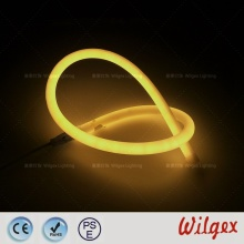 Circle neon flexible LED rope lights