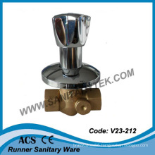 Built-in Brass Stop Valve (V23-212)