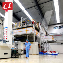 CL-S PP Spunbonded Nonwoven Fabric Making Machine for Bady and Adult Diaper