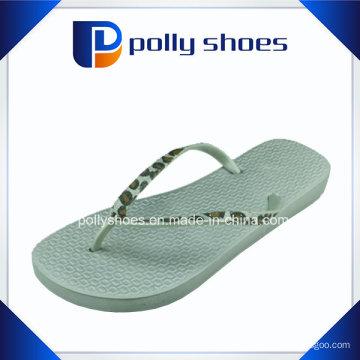 Sandales de mariage Womens Thong Flip Flop Blanc Sz 6 Nwt