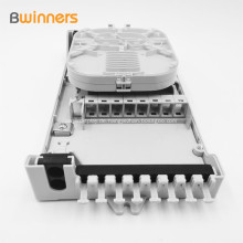 PC-ABS-Material Fiber Optic Distribution Box 16 Core