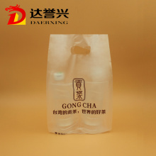 Professional HDPE Die Cut Bag for Beverage