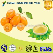 100% solúvel em água, sem qualquer aditivo, conservantes e pigmento Kumquat Fruit Powder