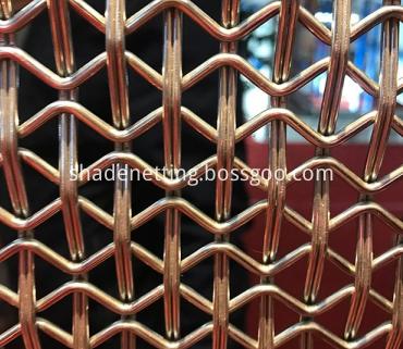 Decorative metal screen (2)