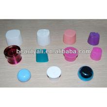 Tampão especial do cosmético do creme plástico para o tubo