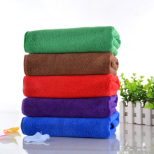 Bath Hair Spa Microfiber Soft Cleaning Towel