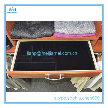 100% Original for Jewelery Box Jewelry tray for wardrobe export to Italy Suppliers