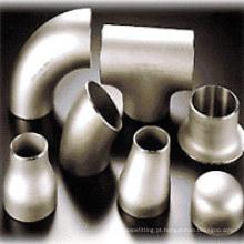 347H Pipe Fitting, Uns S34700 Acessórios para tubos de aço inoxidável Elbow Tee