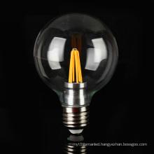 4W 6W G80 Edison E27, E26, B22 Filament LED Bulb Light