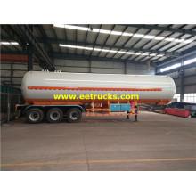 Remolques cisterna para transporte de gas LPG 56m3