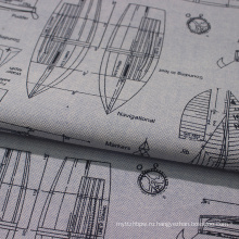 Высококачественный текстиль 100% хлопок с принтом оксфордская ткань