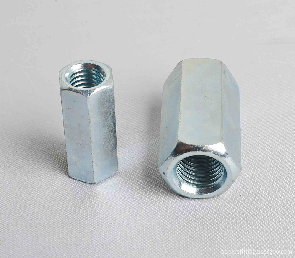 Hot Dip Galvanized Carbon Steel Stud Bolt ASTM A193 Gr B7