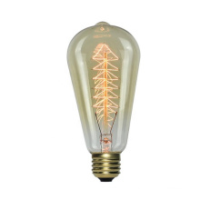 Hot Sale Vintage Manufacture Light Bulb E27 Led Edison Light Bulbs