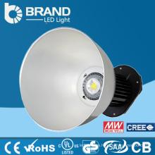 Factor de potencia 0.96 en China taller de la fábrica noche 200w llevó la luz de la bahía alta