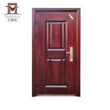 Usine fabrication chinoise portes de sécurité
