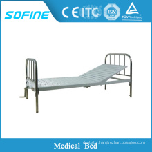 SF-DJ105 Modern medical bed latest metal bed designs hospital couch beds