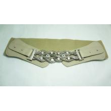 2014 breite Art und Weisefrauen kleiden elastisches Gurt-KL0078 an
