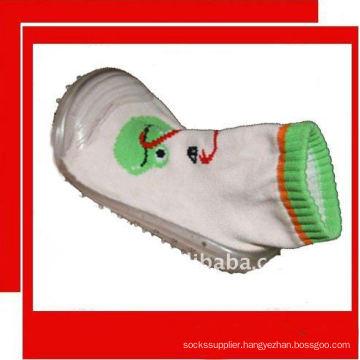 rubber sole socks