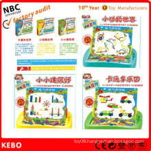 Parent-child interactive games plastic toy story