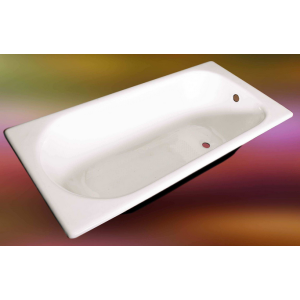 Bathtub Drop-In Acrylic Classic Classic Simple Sederhana