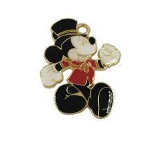 Disney Geprüfte Fabrik Weihnachtsgeschenke Cartoon Metall Schlüsselanhänger