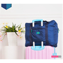 Nylon impermeável pacote de viagem dobrável Travel Travel Organizer