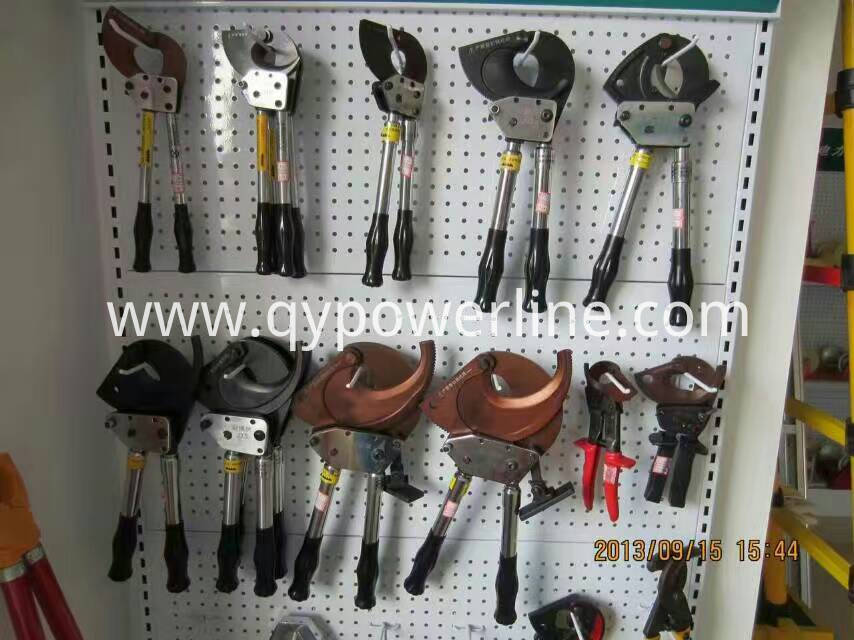 Cable Cutter Ratchet Cable Cutter