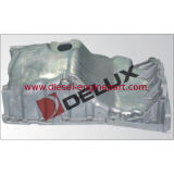 Aluminium Audi A6 Oil Pan , Oem 06b103601aq , High Temperature Resistant