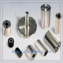 Высокая скорость двигателя использования строению неодимовый магнит