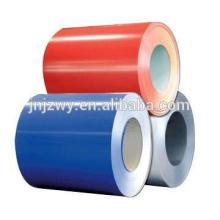 Stock de bobines en aluminium pré-colorées en aluminium pour usage industriel depuis la Chine