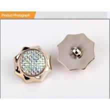 Art und Weise ABS und Shinny Perlen-Kombination-Knopf für Anzug BA60379