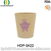 Wholesale Biodegradable Organic Bamboo Fiber Cup (HDP-0422)