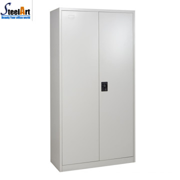 Handelsbüro des modernen Designs 2018 benutzte Stahlkabinett mit zwei Türen