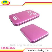 2.5 HDD Case Enclosure SATA HDD Caddy Box Casing