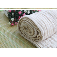 Manta de bebé de algodón de 6 capas con capas