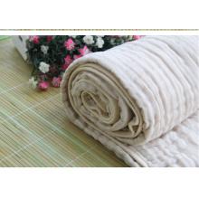 6 camadas de algodão de musselina cobertor de bebe