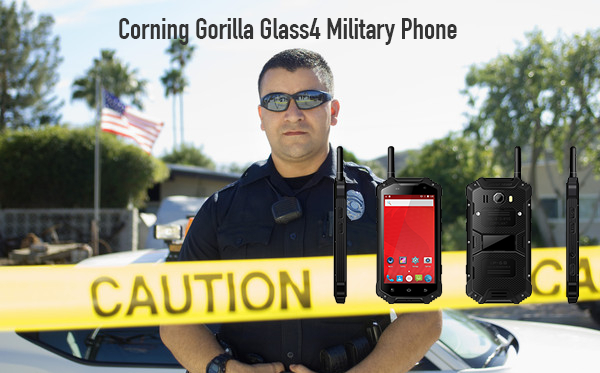 Corning Gorilla Glass4 Military Phone