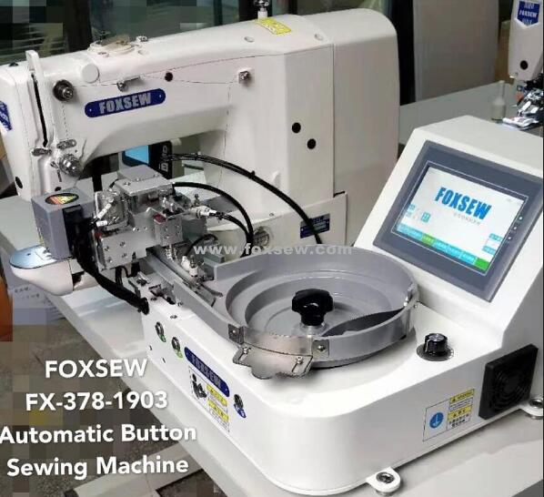 Automatic Button Feeder Fx 388099