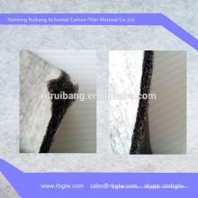 esponja de tela de carbón activado