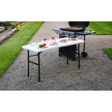 Venta caliente 4 pies al aire libre portátil pequeño plegable Camping Table