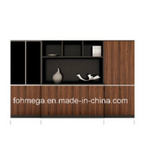 Mobiliário de escritório de MFC que arquiva o armário (FOH-HAW802)