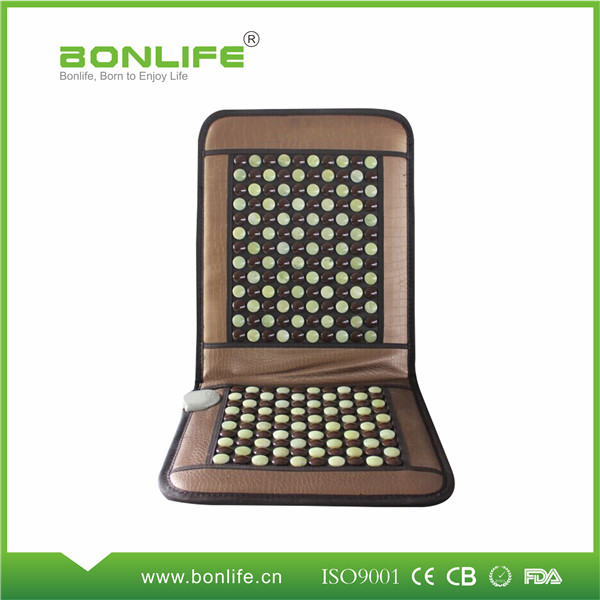 Jade FIR Thermal Therapy Massage Car Cushion