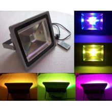 Top Quality 50W RGBW LED Flood Light Waterproof IP65 RGB Flood Light for Garden
