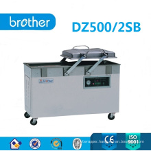 Semi-Auto Double Chamber Vacuum Packaging Machine