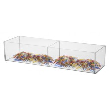 Multifunctional Acrylic Desk Organizer with Drawers