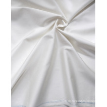 FACTORY Plain white 180TC 50% Polyester 50% Baumwollstoff in Rollenverpackung