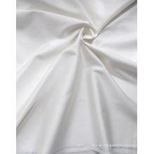 FÁBRICA Tecido de algodão branco 180TC 50% poliéster 50% em embalagem de rolo