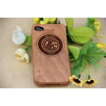 Nuevos productos innovadores Carcasas y fundas para teléfonos móviles de madera y diamantes